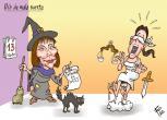 Caricaturas Nacionales Octubre 14, miércoles