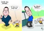 Caricaturas Nacionales Octubre 19, lunes