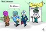 Caricaturas Nacionales Noviembre, 27 viernes
