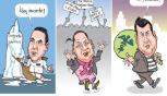 Caricaturas Nacionales Diciembre 28, lunes