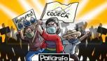 Caricaturas Nacionales Febrero 19, Viernes