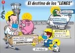 Caricaturas Nacionales Marzo 26, Viernes