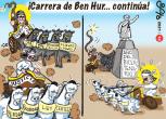 Caricaturas Nacionales Marzo 30, Martes