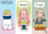 Caricaturas Nacionales Mayo 06, Jueves