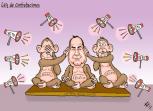 Caricaturas Nacionales Mayo 13, Jueves