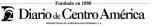 Sumario Diario De Centro América Agosto 12, Jueves