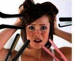 8 errores que cometemos cuando nos planchamos el pelo