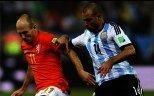 Ni Messi ni Robben, Mascherano