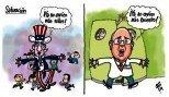 Caricaturas nacionales julio 29 martes