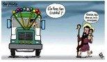 Caricaturas nacionales julio 31 jueves