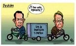 Caricaturas nacionales agosto 14 jueves