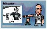 Caricaturas nacionales Septiembre 04, Jueves