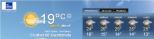 Clima Nacional Octubre 02, Jueves