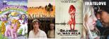 Cartelera de Cines del 31 de Octubre al 07 de Noviembre de 2014.